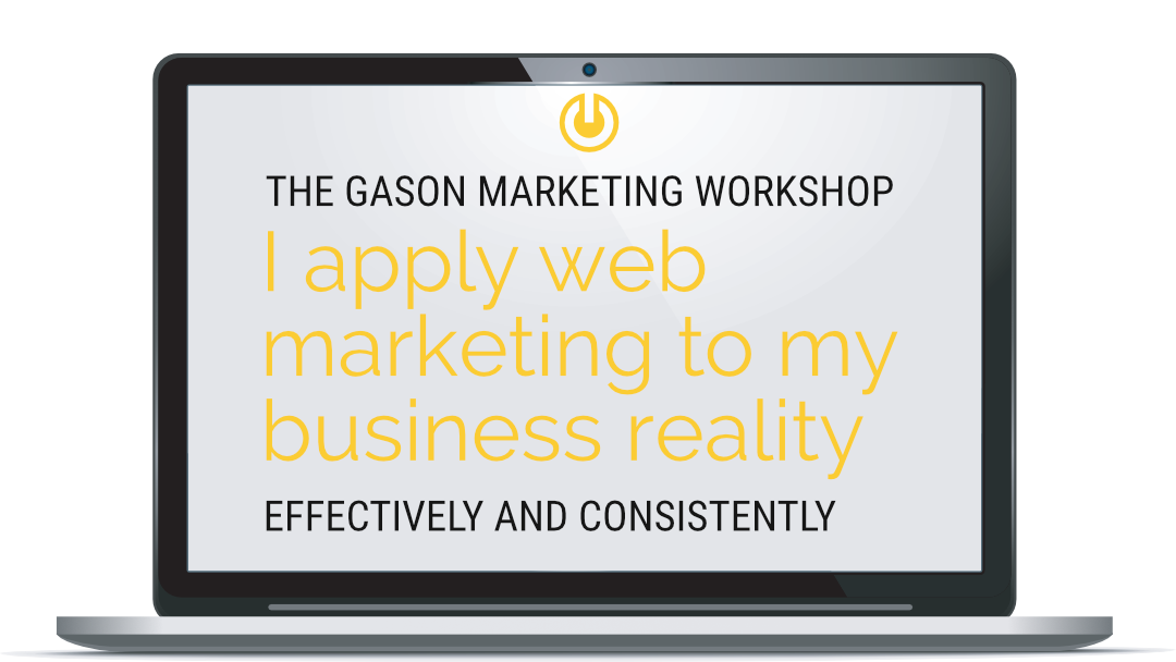 The GasOn Web Marketing Workshop [EN]