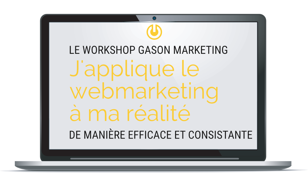 The GasOn Web Marketing Workshop [FR]