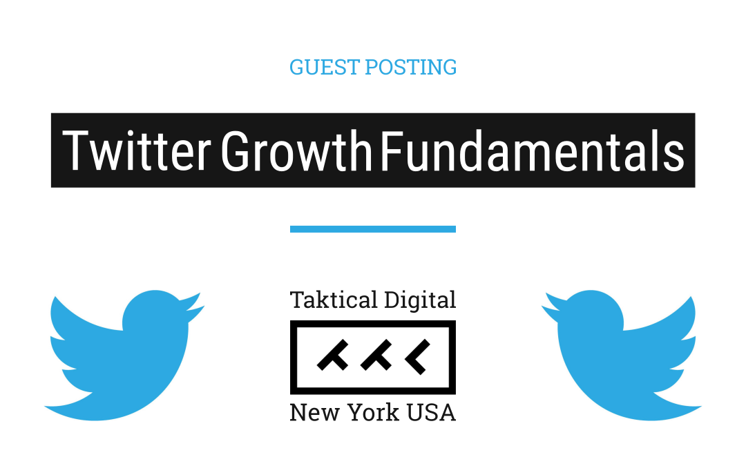 GasOn Marketing Guest Posting on Twitter Growth