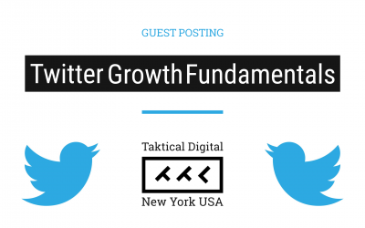 Don't forget these fundamentals of Twitter growth