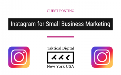 Using Instagram for small business marketing