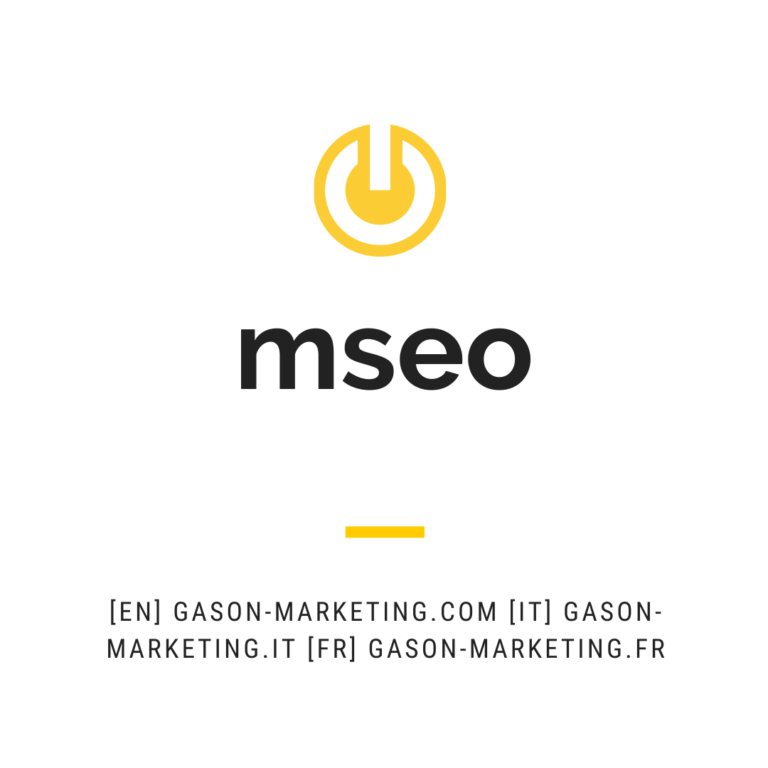 Virtual multilingual assistant - MSEO
